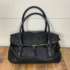 Kate Spade Cobble Hill Leslie Black Handbag
